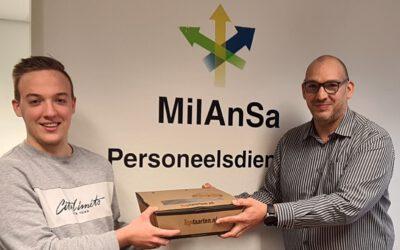 MilAnSa Horeca feliciteert MilAnSa Personeelsdiensten
